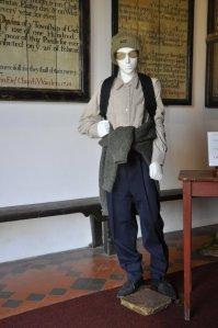 Pilgrim Manequin